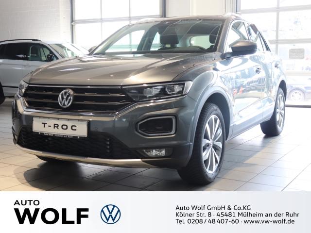 Volkswagen T-Roc 1.5 TSI OPF ACT DSG Style, Jahr 2019, Benzin