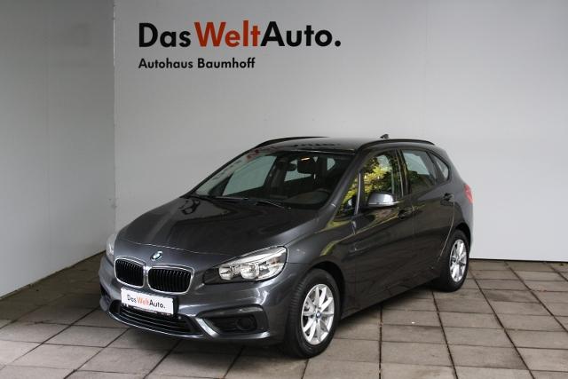 BMW 218 Active Tourer Bluetooth, Parkhilfe, Jahr 2015, Benzin