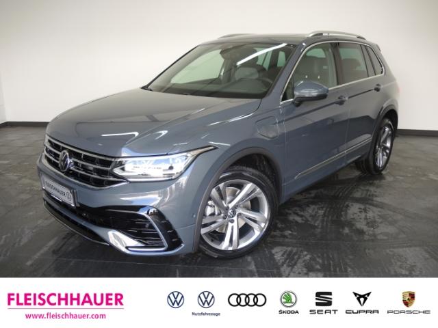 Volkswagen Tiguan R-Line eHybrid DSG AHK IQ Pano UPE53.780, Jahr 2021, Hybrid