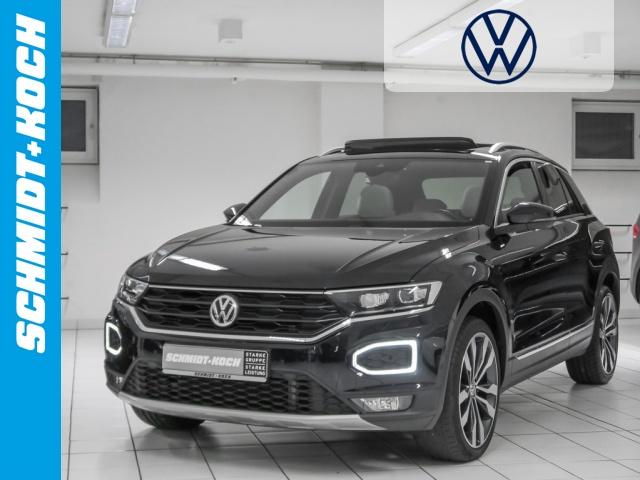 Volkswagen T-Roc 2.0 TSI 4Motion Sport eSD, DSG, LED, Navi, Jahr 2018, Benzin