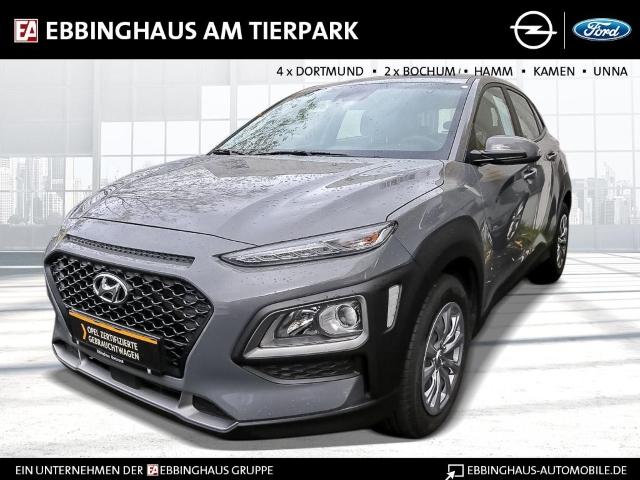 Hyundai Kona Pure 2WD 1.0 T-GDI Klima Bluetooth Multif-lenkrad Freisprecheinrichtung, Jahr 2018, Benzin
