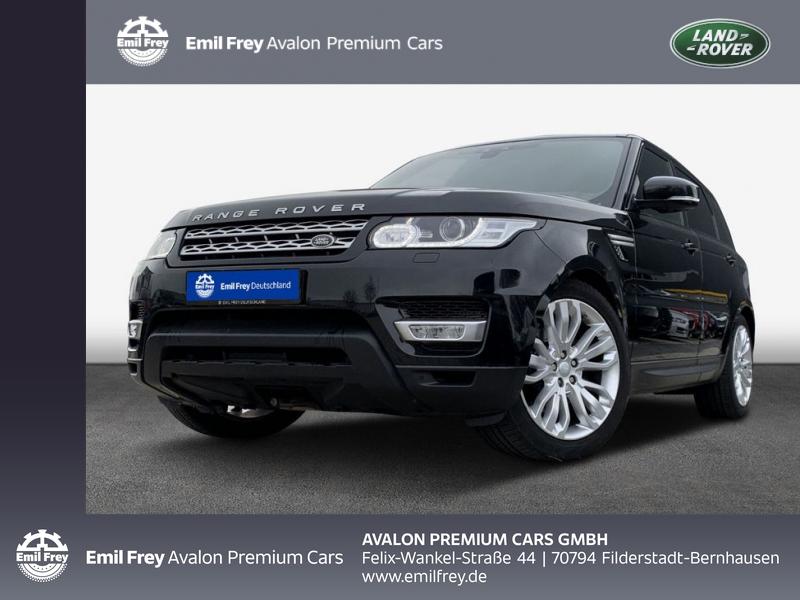 Land Rover Range Rover Sport TDV6 HSE, Jahr 2017, Diesel