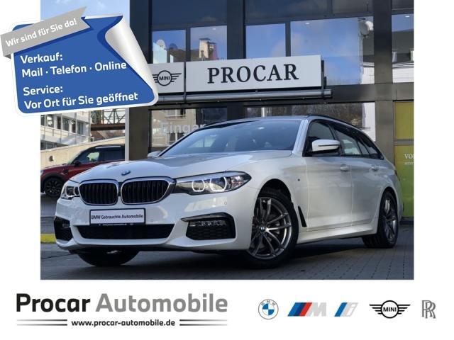 BMW 520d xDrive Touring M Navi Aut. AHK Pano HuD H/K, Jahr 2017, Diesel