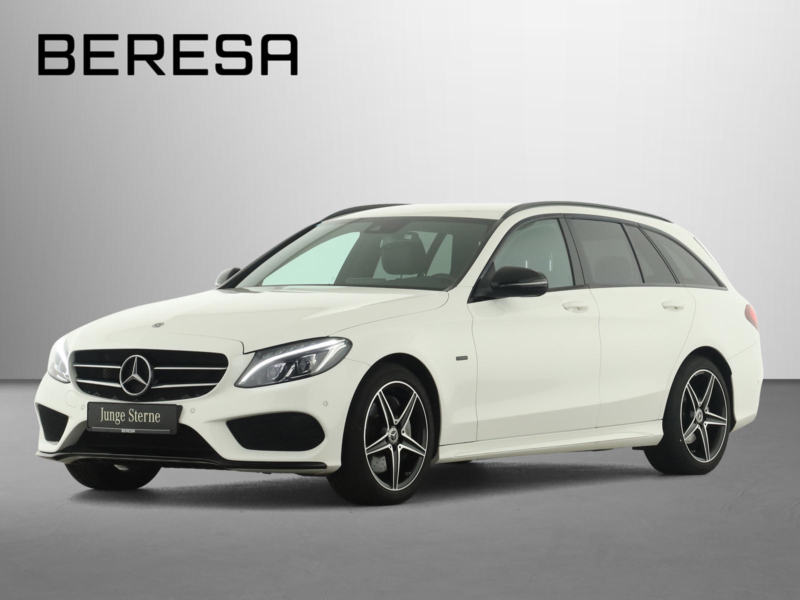 Mercedes-Benz C 350 e T AMG Comand Night LED Kamera Airmatic, Jahr 2018, Hybrid