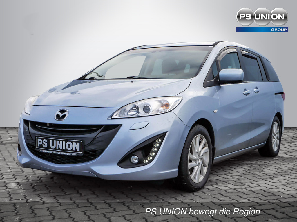 Mazda 5 2.0 Center-Line, Jahr 2013, Benzin