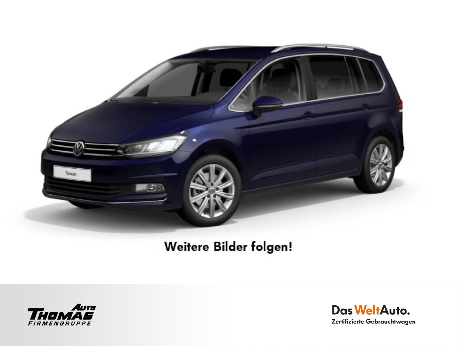 """Volkswagen Touran """"Highline"""" 2.0 TDI LED+NAVI+7SITZER, Jahr 2019, diesel"""