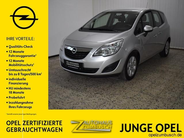 Opel Meriva Active, Klima, PDC, Sitzheizung, uvm...., Jahr 2013, Benzin