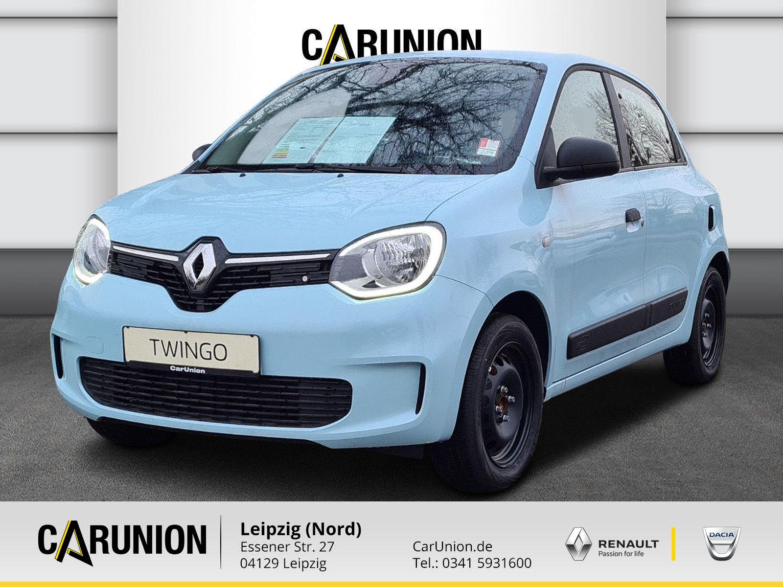Renault Twingo LIFE SCe 65 Start & Stop, Jahr 2021, Benzin