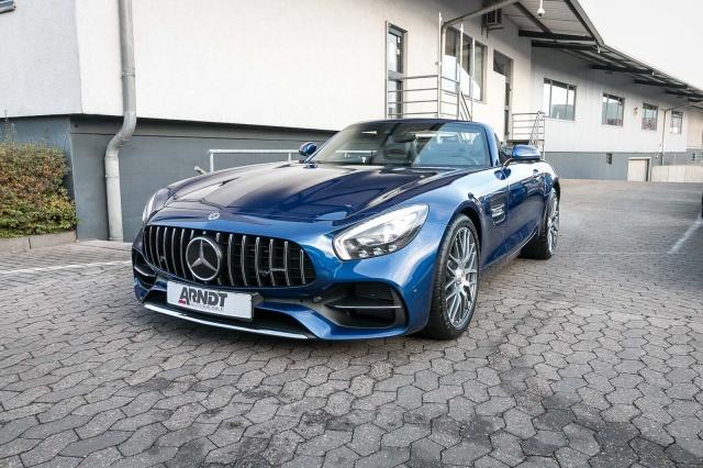 Mercedes-Benz AMG GT Roadster RIDE CONTROL Comand BM AMGAbGas, Jahr 2018, Benzin
