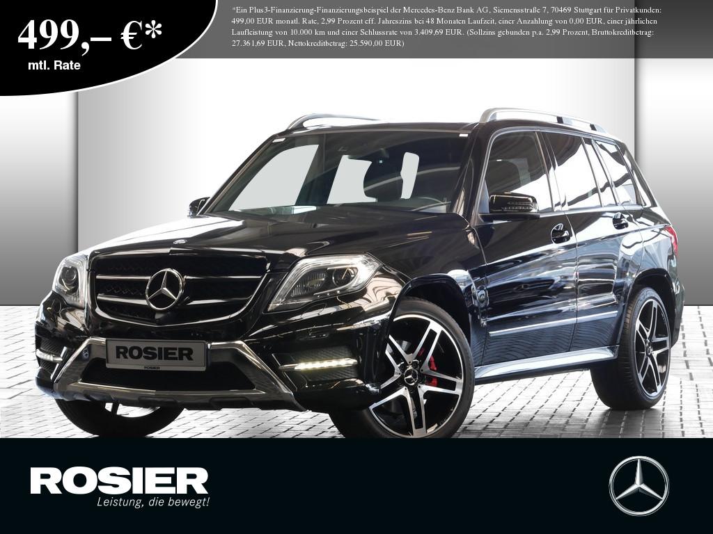 Mercedes-Benz GLK 350 CDI 4M, Jahr 2013, Diesel