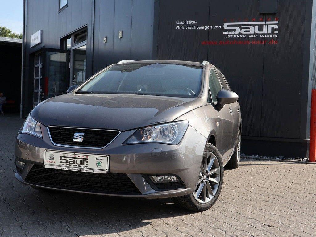 Seat Ibiza ST 1.6 TDI i-Tech*SHZ*Klima*, Jahr 2015, diesel