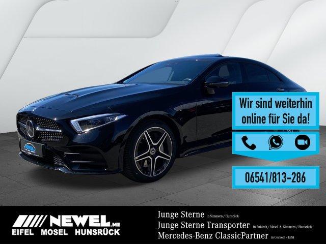 Mercedes-Benz CLS 450 4M AMG*HUD*WIDE*SHD*AHK*SITZKLIMA*NIGHT*, Jahr 2020, Benzin