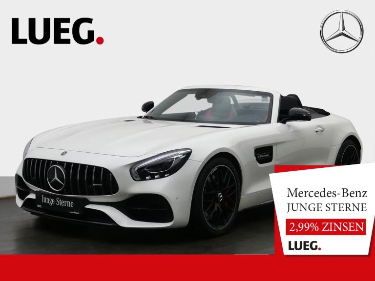 Mercedes-Benz AMG GT C Roadster COM+Burm+LED+AbGas+Mem+19/20'', Jahr 2018, Benzin