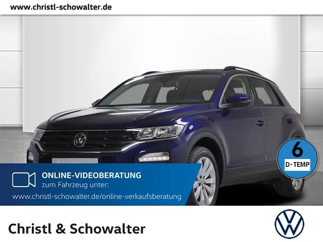 Volkswagen T-Roc Comfortline 1.6 TDI ACC Parkassistent Klima, Jahr 2019, Diesel