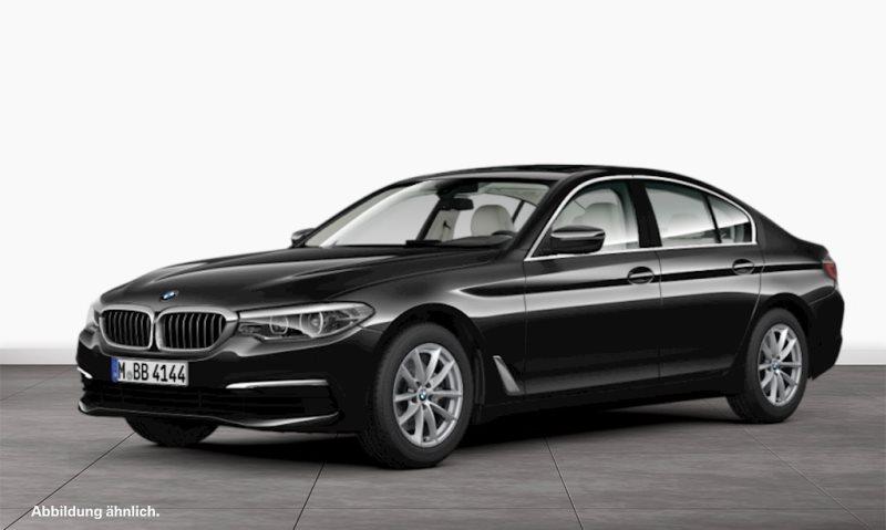 BMW 520d Limousine, Jahr 2017, Diesel