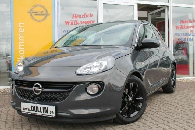 Opel Adam Jam 1,2 Infinity Sound, Jahr 2014, Benzin