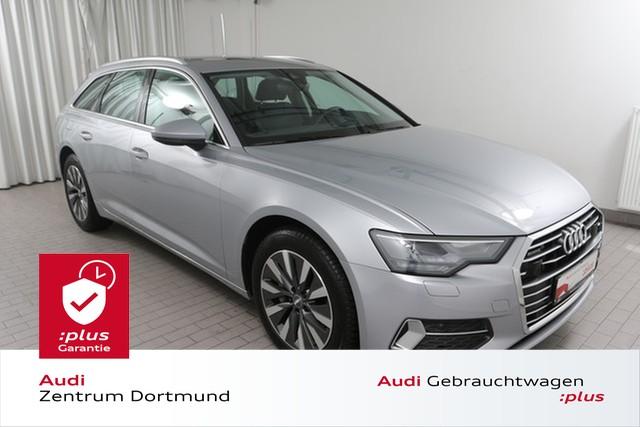 Audi A6 Avant sport 45TDI qu. ACC/Navi+/DAB/Leder, Jahr 2019, Diesel