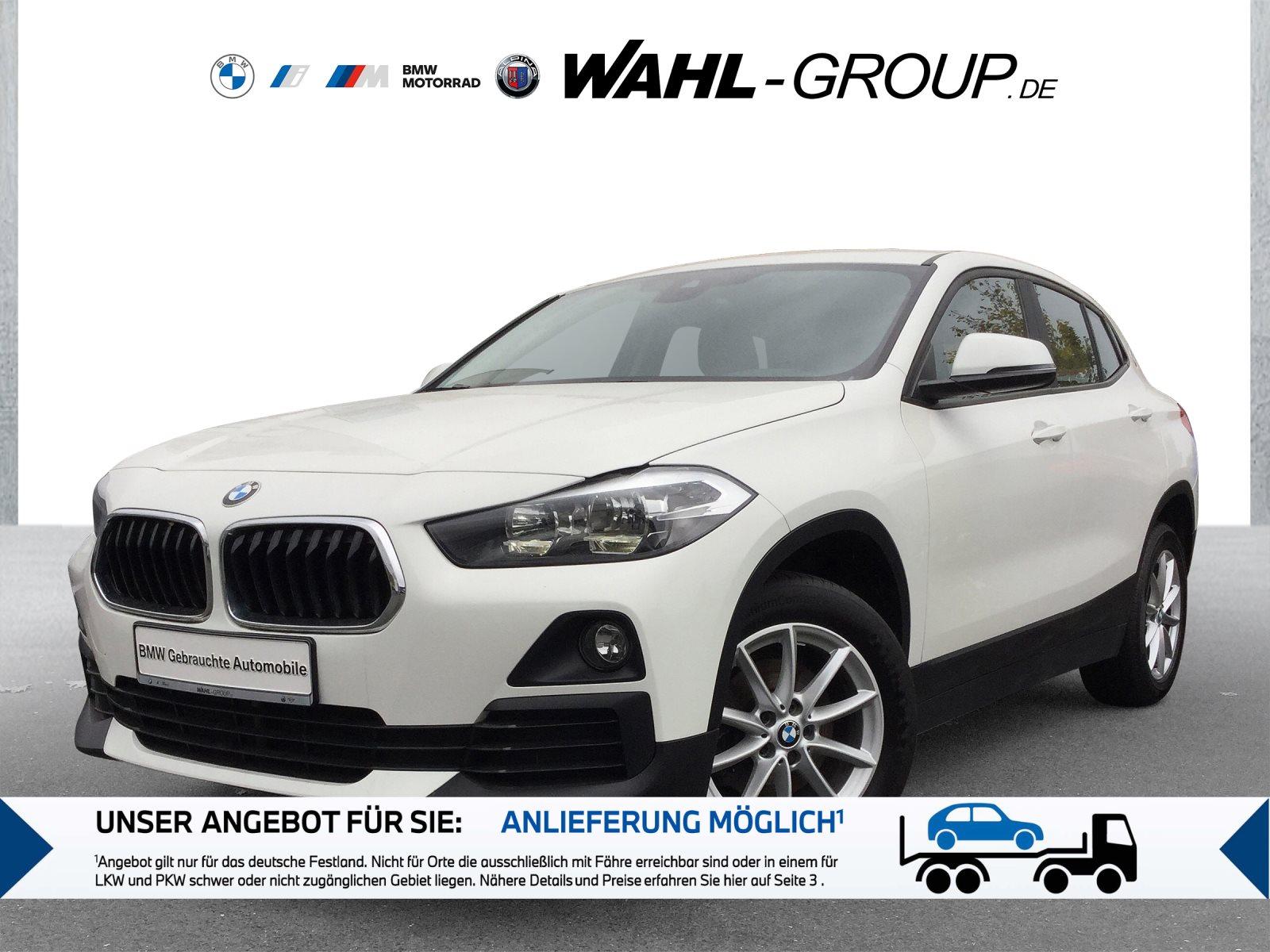 BMW X2 sDrive18d Advantage Navi Tempomat AHK Shz, Jahr 2018, Diesel