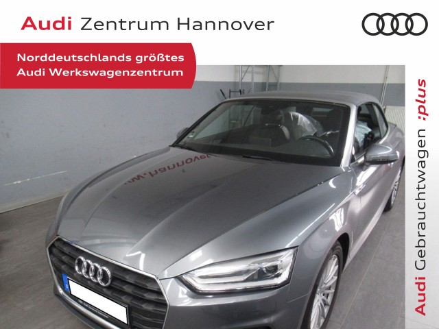 Audi A5 Cabriolet 2.0 TDI Navi, Leder, Sportsitze, Xenon, PDC, Jahr 2017, Diesel
