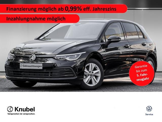 Volkswagen Golf VIII Life 2.0 TDI DSG LED+ NaviPro DAB+ ACC, Jahr 2020, Diesel