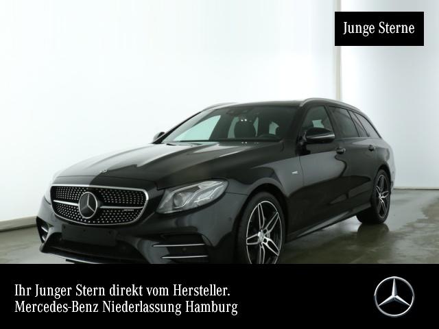 Mercedes-Benz E 53 AMG T 4M+ Stdhzg Fahrass Wide Multi Headup, Jahr 2018, Benzin