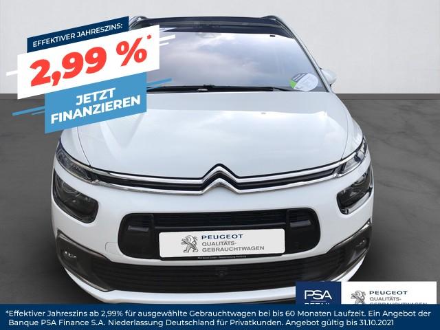 Citroën Grand C4 Spacetourer PureTech 130 Stop&Start EAT6 SHINE 7Sit, Jahr 2018, Benzin