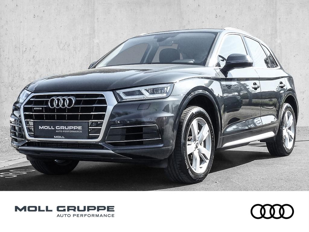 Audi Q5 3.0 TDI quattro S tronic design NAVI LED ALU, Jahr 2018, Diesel