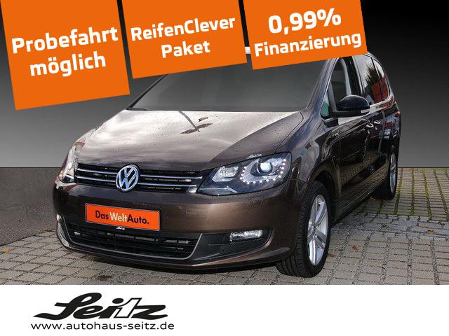 Volkswagen Sharan 2.0 TDI BMT Comfortline Match Xenon, Navi, Jahr 2013, Diesel