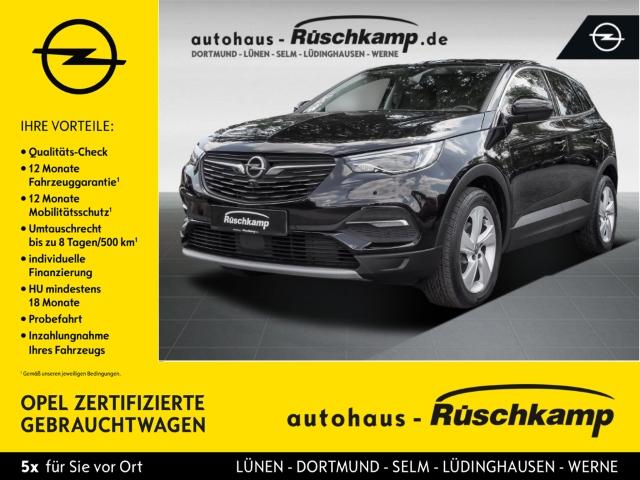 Opel Grandland X Dynamic 1.6 CDTI Bi-LED Navi Touch, Jahr 2017, Diesel