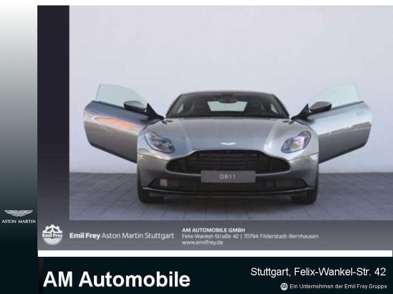 Aston Martin DB11 V8 Coupe / UPE 216.736,-, Jahr 2019, petrol