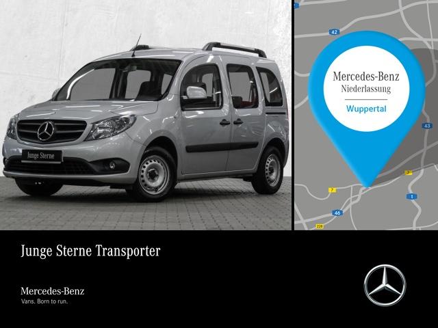 Mercedes-Benz Citan 108 CDI Tourer Lang 2x SchiebetÃren Audio, Jahr 2015, Diesel