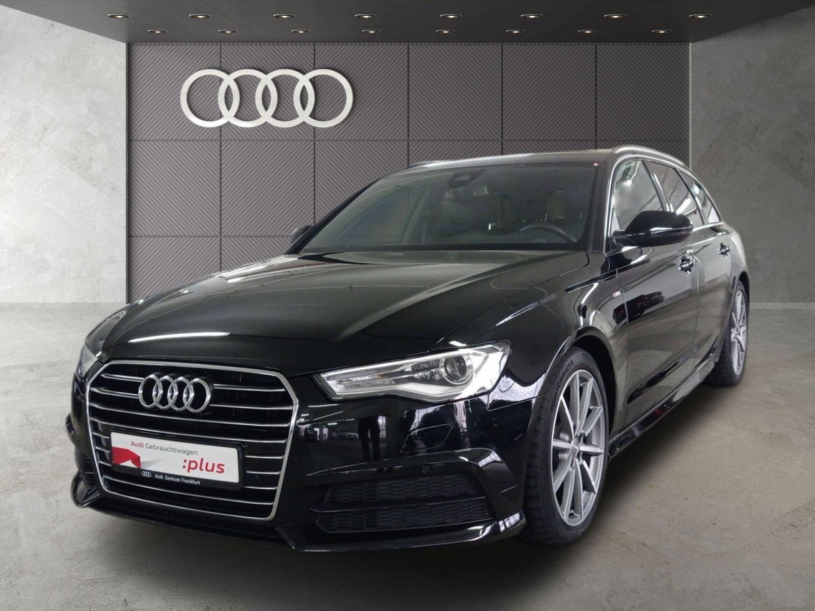 Audi A6 Avant 2.0 TDI ultra S tronic S line Navi Xenon HuD DAB, Jahr 2018, Diesel