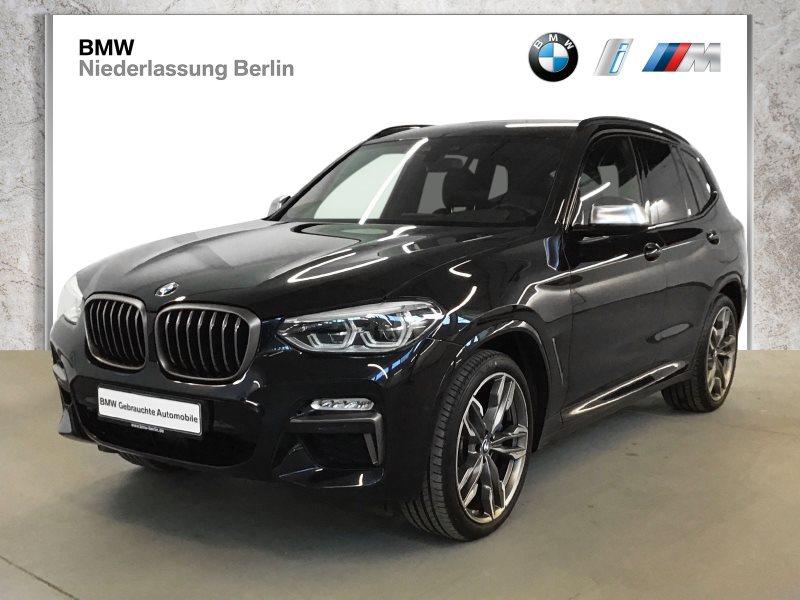BMW X3 M40i EU6 Aut. LED Navi Prof. HiFi h/k GSD, Jahr 2018, Benzin
