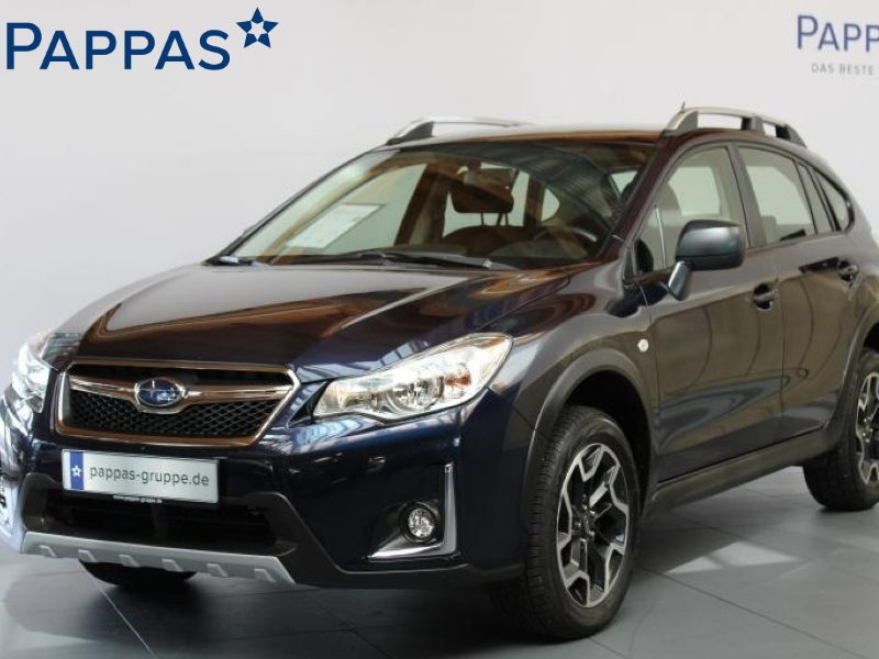 Subaru XV 2.0i Active Klima, Jahr 2017, Benzin