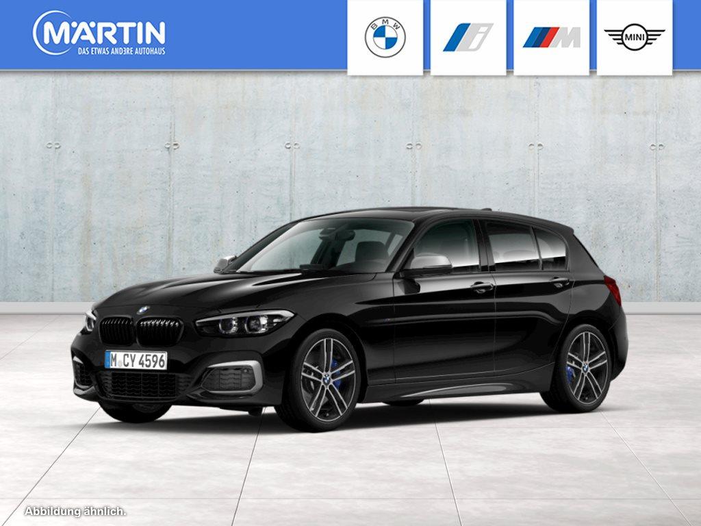 BMW M140i xDrive 5-Türer HK HiFi DAB LED WLAN GSD, Jahr 2018, Benzin
