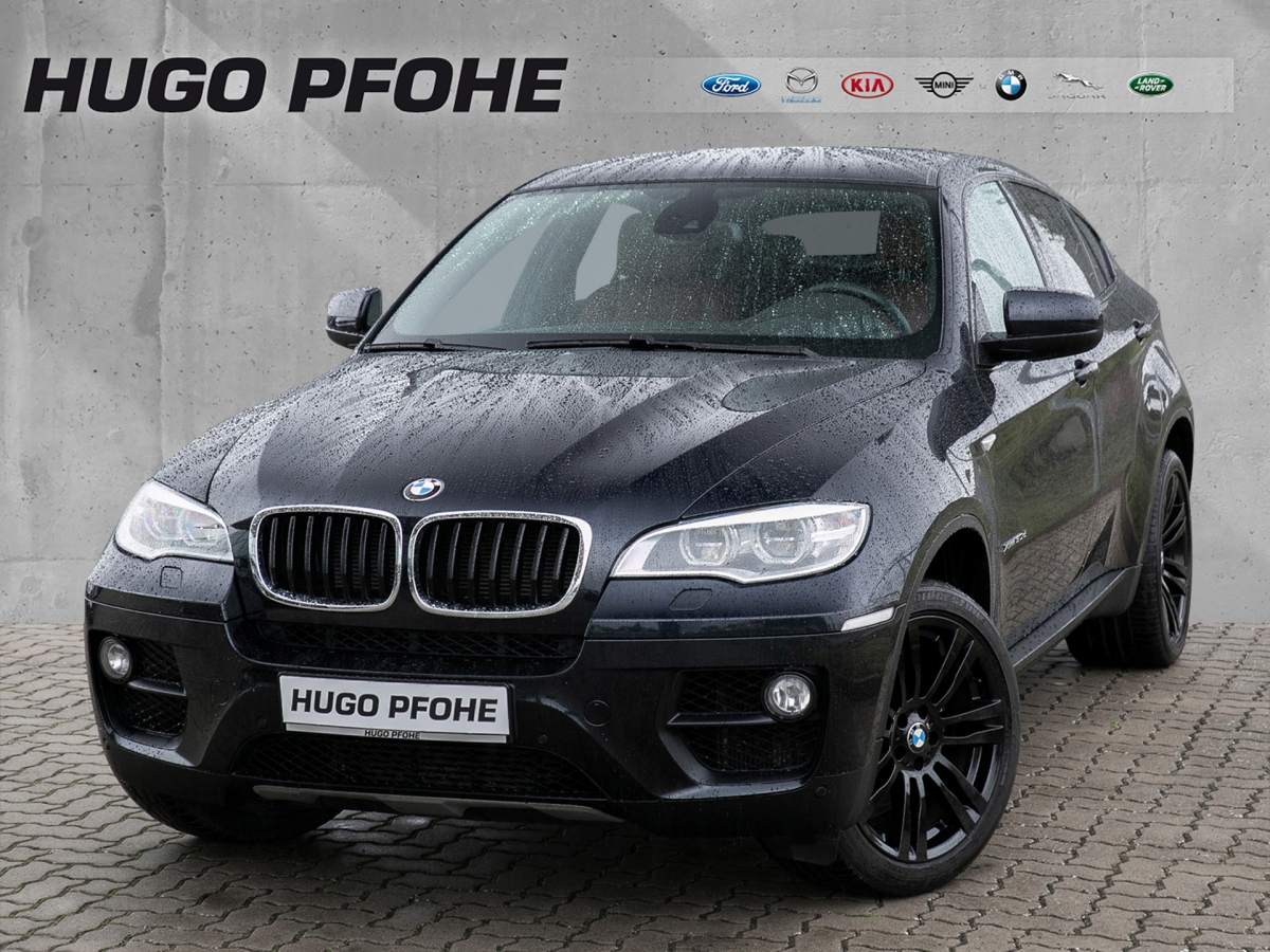 BMW X6 xDrive30d M-Sport Edition / Navi / LED / Kame, Jahr 2013, Diesel