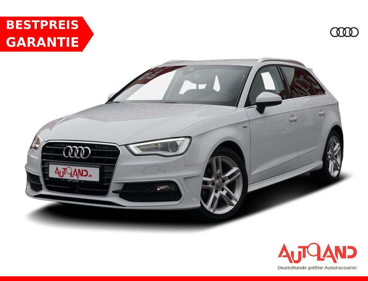 Audi A3, Jahr 2016, Benzin