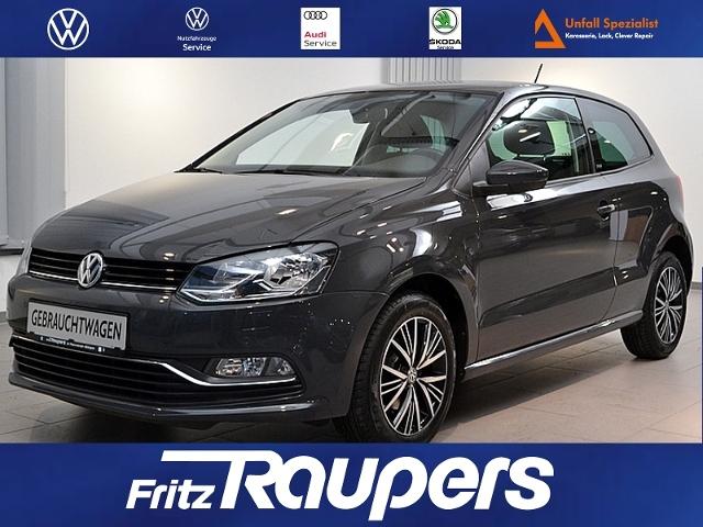 Volkswagen Polo 1.0 Allstar, Jahr 2016, Benzin