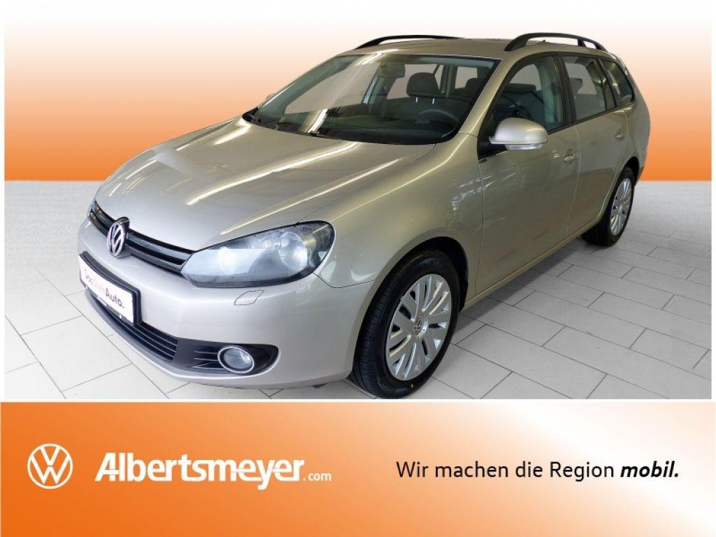 Volkswagen Golf VI Variant 1.6 TDI Trendline / Navi Klima, Jahr 2013, diesel