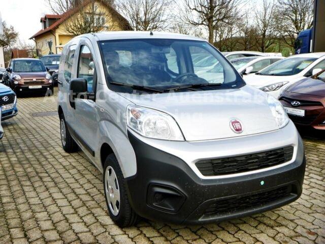 "Fiat Fiorino Kombi SX 1.4 PDC SHZ 5""Touch *Klima* DE, Jahr 2019, Benzin"