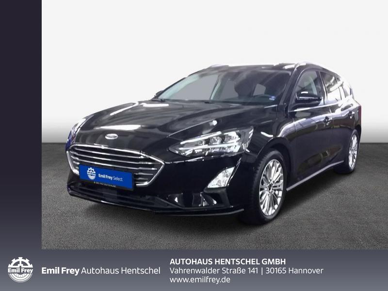 Ford Focus Turnier 1.0 EcoBoost TITANIUM, Jahr 2020, Benzin