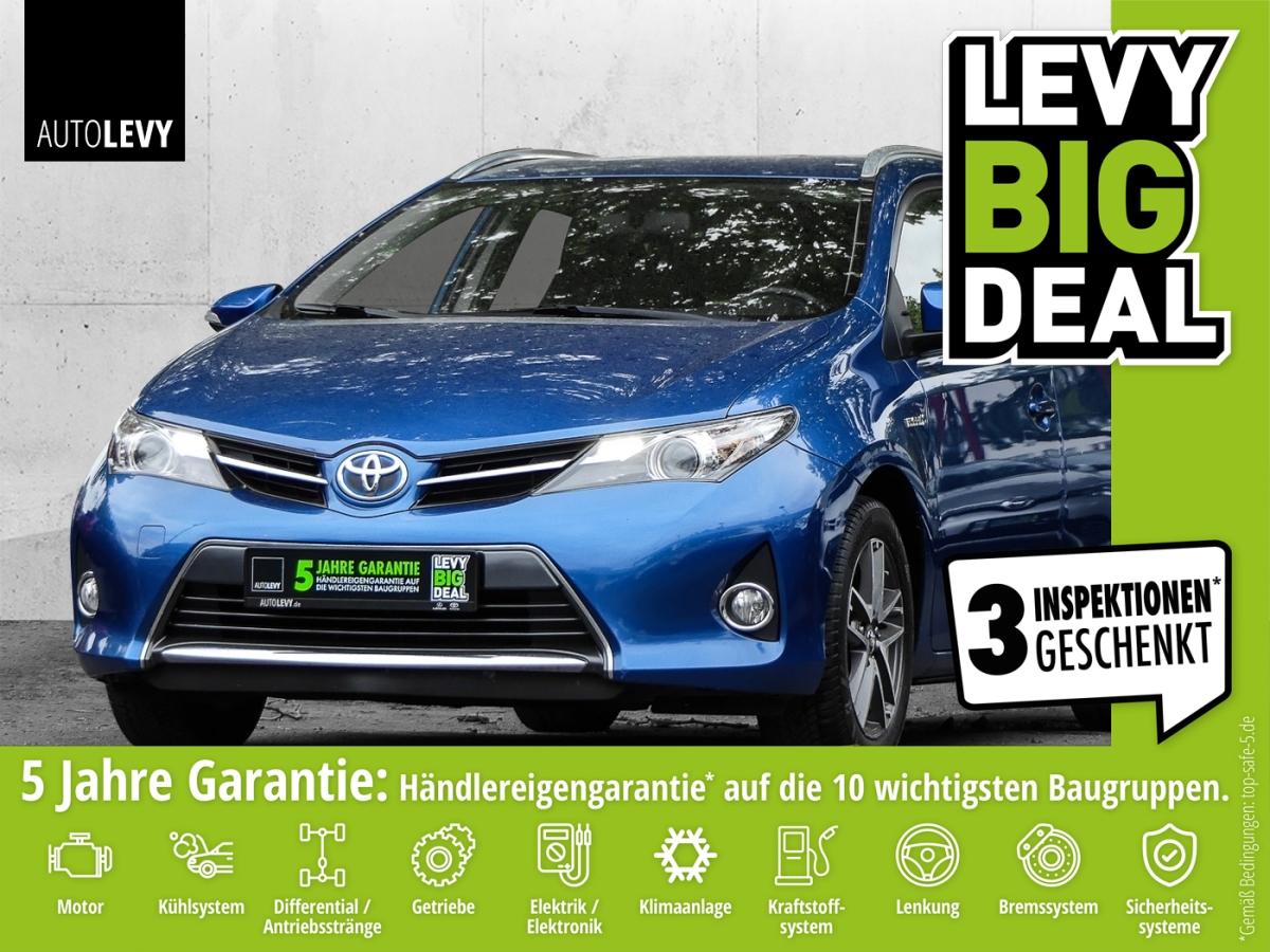 Toyota Auris Touring Sports Hybrid Dynamic *NAVI*RFK*, Jahr 2015, Hybrid
