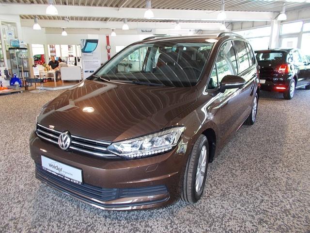 Volkswagen Sharan 2.0 TDI BlueMotion Technology Allstar, Jahr 2016, Diesel