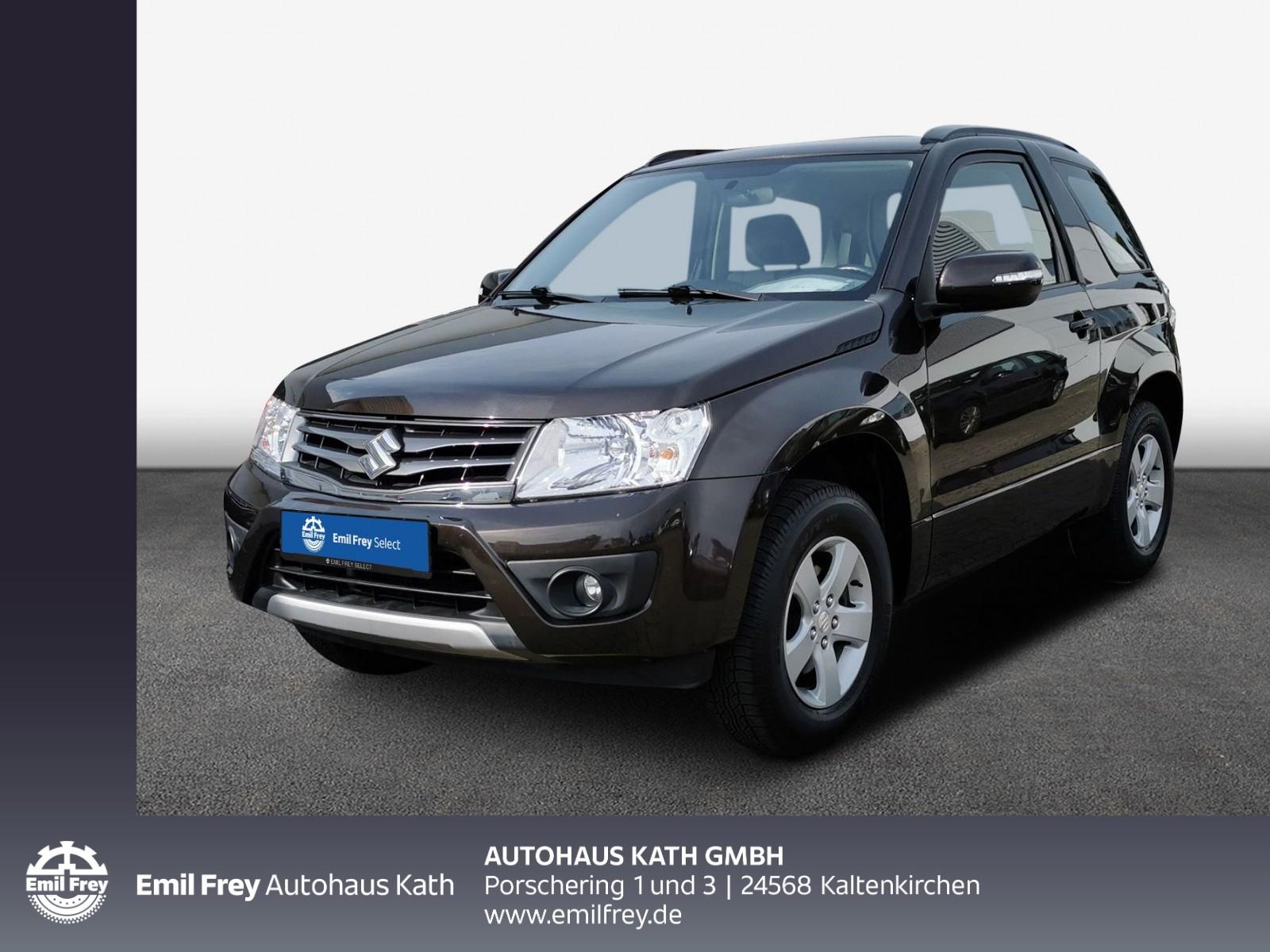 Suzuki Grand Vitara 2.4 Automatik Comfort Standheizung, Jahr 2013, Benzin