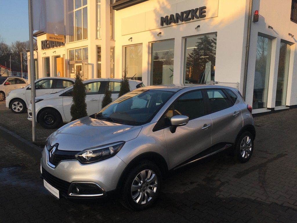 Renault Captur ENERGY dCi 90 Start&Stop, Jahr 2014, Diesel