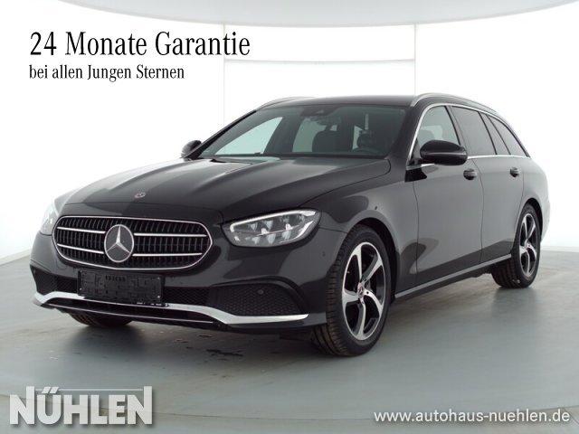 Mercedes-Benz E 220 d T-Modell AVANTGARDE+LED+AHK+MBUX Autom., Jahr 2020, Diesel
