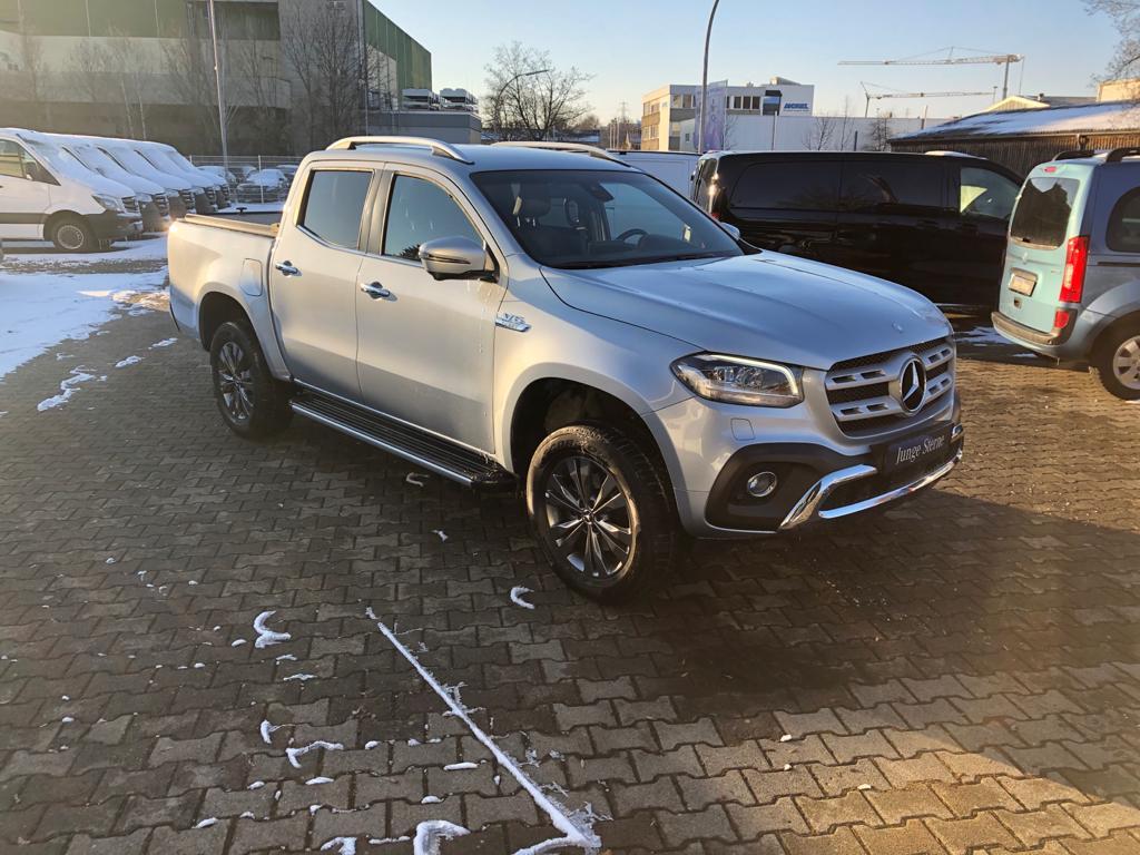Mercedes-Benz X 350 d POWER / Allrad / AHK 3,5t / 360° Kamera, Jahr 2019, Diesel