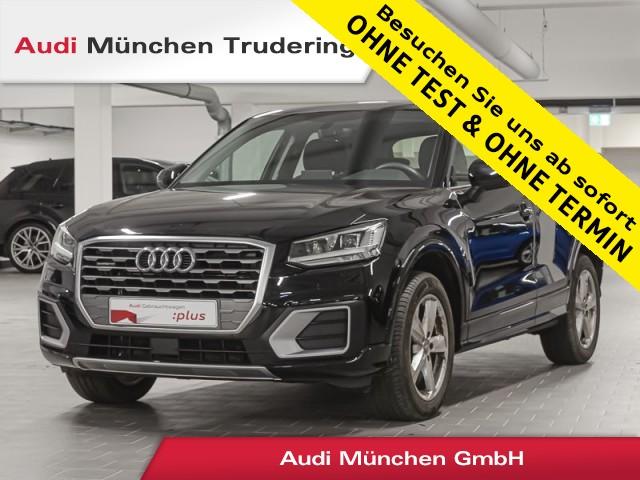 Audi Q2 2.0 TFSI qu. sport/LED/Navi/Sitzheizung, Jahr 2018, Benzin