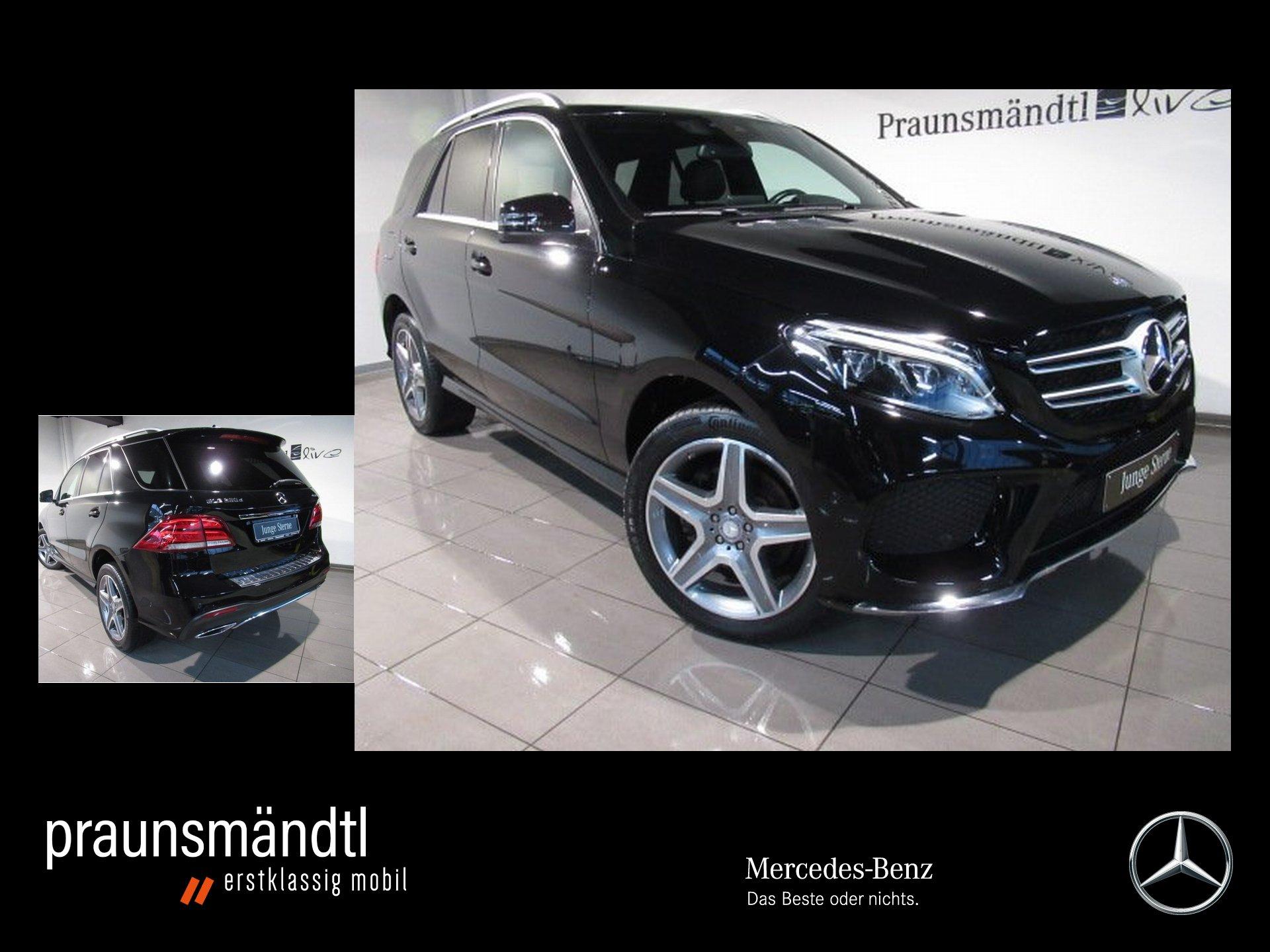 Mercedes-Benz GLE 250 d 4M AMG LED/AHK/Comand/Kamera/AMG 20, Jahr 2016, Diesel