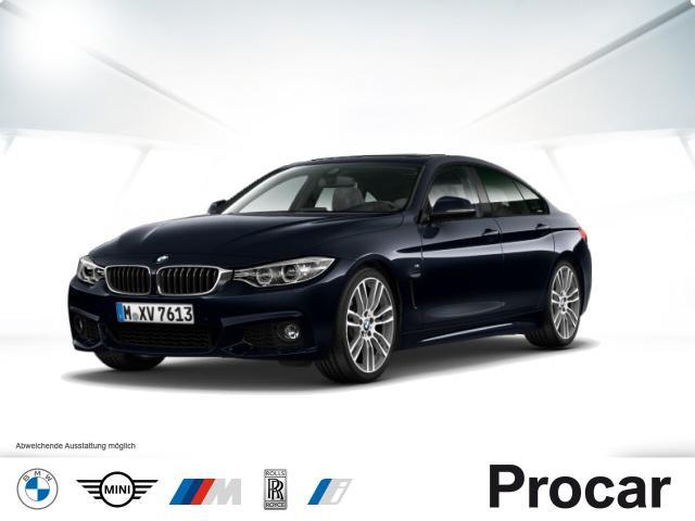 BMW 430d Gran Coupe M Sportpaket Navi Head-Up Glsd., Jahr 2016, Diesel